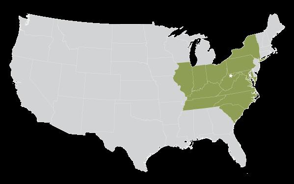 AllStar Ecology Areas We Serve