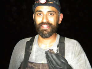 Jesse L. De La Cruz, Wildlife Biologist