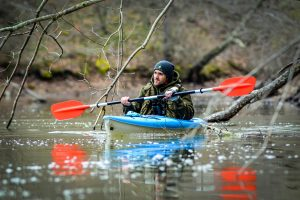 Dave Bohnert, Environmental Scientist III / Senior Project Manager in Stream & Wetland Services
